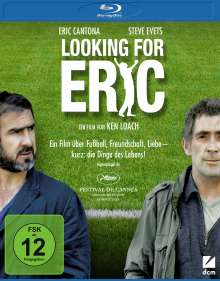Looking for Eric (Blu-ray), Blu-ray Disc