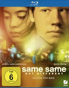 Same same but different (Blu-ray), Blu-ray Disc