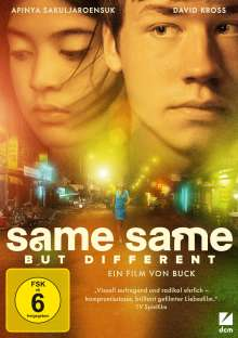 Same same but different, DVD