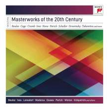 Masterworks of the 20th Century, 10 CDs
