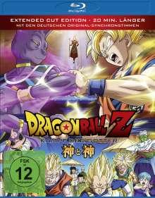 Dragonball Z: Kampf der Götter (Blu-ray), Blu-ray Disc