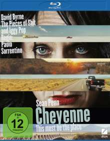 Cheyenne - This must be the place (Blu-ray), Blu-ray Disc