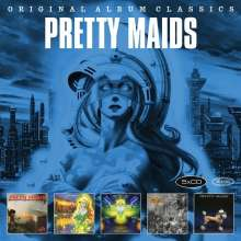Pretty Maids: Original Album Classics, 5 CDs