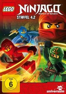 LEGO Ninjago 4 Box 2, DVD