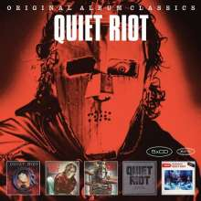 Quiet Riot: Original Album Classics, 5 CDs