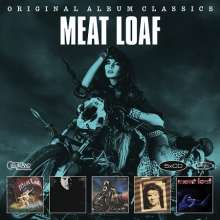 Meat Loaf: Original Album Classics, 5 CDs
