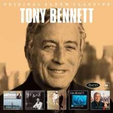 Tony Bennett (geb. 1926): Original Album Classics, 5 CDs