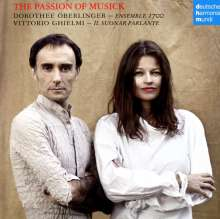 Dorothee Oberlinger - The Passion of Musick, CD
