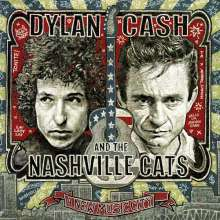 Dylan, Cash, And The Nashville Cats: A New Music City, 2 CDs