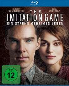 The Imitation Game (Blu-ray), Blu-ray Disc