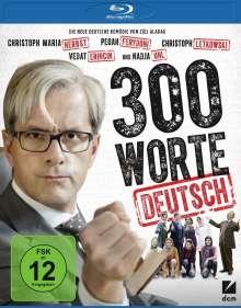300 Worte Deutsch (Blu-ray), Blu-ray Disc