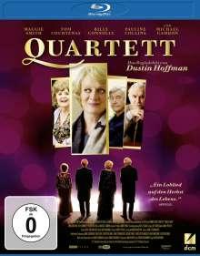 Quartett (Blu-ray), Blu-ray Disc