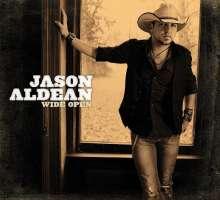 Jason Aldean: Wide Open, CD