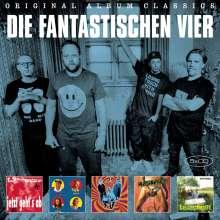 Die Fantastischen Vier: Original Album Classics, 5 CDs