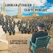Leonard Cohen (1934-2016): Can't Forget: A Souvenir Of The Grand Tour, CD