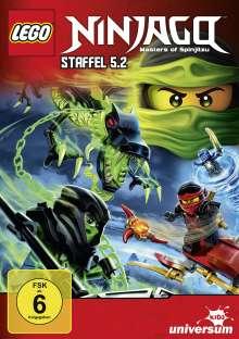 LEGO Ninjago 5 Box 2, DVD