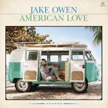 Jake Owen: American Love, CD