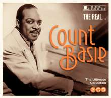 Count Basie (1904-1984): Real Count Basie, 3 CDs
