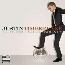 Justin Timberlake: Futuresexlovesounds, CD
