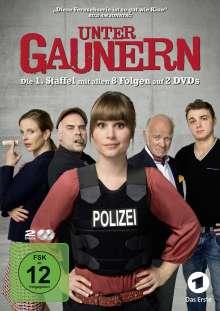 Unter Gaunern Staffel 1, 2 DVDs
