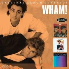 Wham!: Original Album Classics, 3 CDs