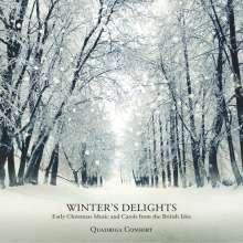 Quadriga Consort - Winter's Delights, CD
