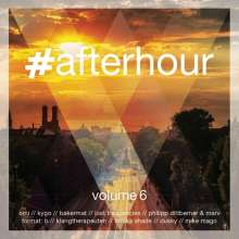 #afterhour Vol.6, 2 CDs