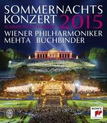Wiener Philharmoniker - Sommernachtskonzert 2015, Blu-ray Disc