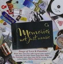 Memories, Not Just Music, 2 CDs