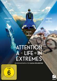 Attention: A Life in Extremes, DVD