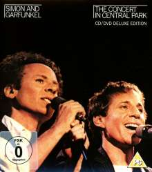 Simon & Garfunkel: The Concert In Central Park (Deluxe Edition), CD