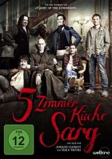 5 Zimmer Küche Sarg, DVD