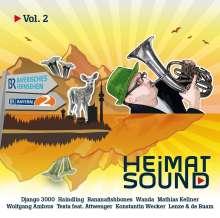 Bayern 2: Heimatsound Vol. 2, 2 CDs