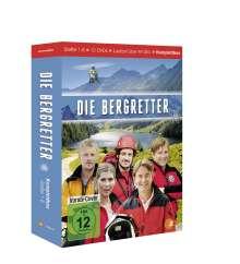 Die Bergretter Staffel 1-6, 12 DVDs