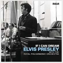 Elvis Presley (1935-1977): If I Can Dream, CD