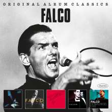 Falco: Original Album Classics, 5 CDs
