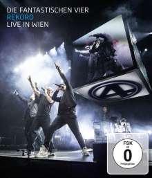 Die Fantastischen Vier: Rekord: Live in Wien 2015, Blu-ray Disc