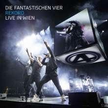 Die Fantastischen Vier: Rekord: Live in Wien 2015, 2 CDs