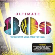 Ultimate 80s, 4 CDs