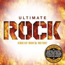 Ultimate...Rock, 4 CDs