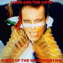 Adam & The Ants: Kings Of The Wild Frontier (remastered) (180g) (Limited Super Deluxe Edition) (Gold Vinyl), 2 CDs