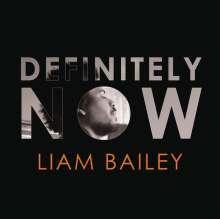 Liam Bailey: Definitely Now, CD