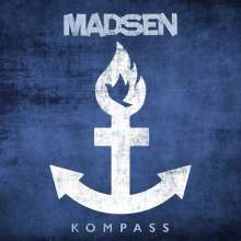 Madsen: Kompass, CD
