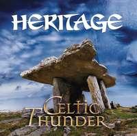 Celtic Thunder: Heritage, CD