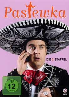 Pastewka Staffel 5, 2 DVDs
