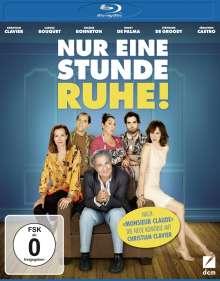 Nur eine Stunde Ruhe! (Blu-ray), Blu-ray Disc