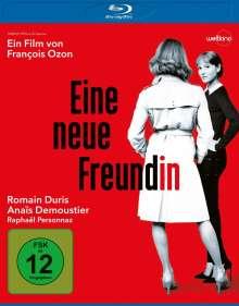 Eine neue Freundin (Blu-ray), Blu-ray Disc
