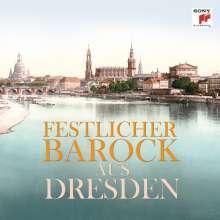 Festlicher Barock aus Dresden, CD
