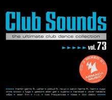 Club Sounds Vol. 73, 3 CDs