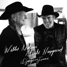 Willie Nelson & Merle Haggard: Django And Jimmie, CD